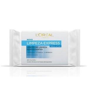 limpeza-express-lencos-demaquilantes-loreal-paris