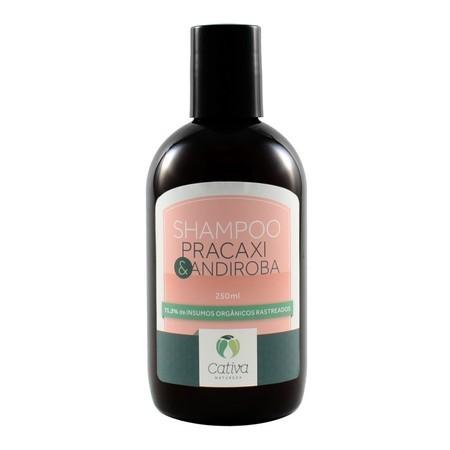 Shampoo Pracaxi e Andiroba