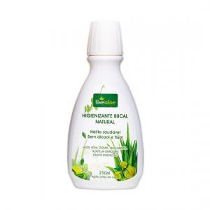 Higienizante Bucal Aloe Vera LiveAloe