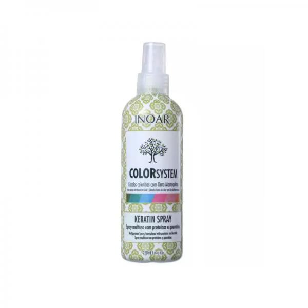 ColorSystem Keratin Spray - Inoar