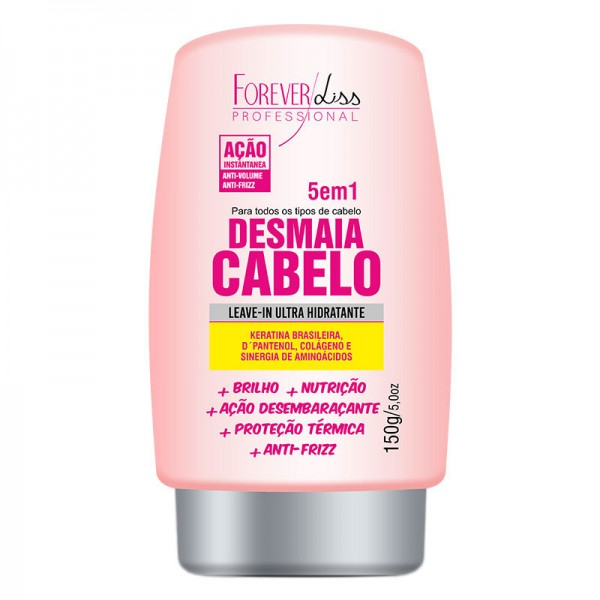 Leave-In Desmaia Cabelo - Forever Liss