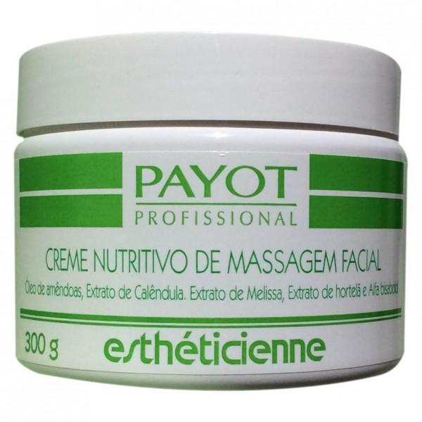 Creme Nutritivo Massagem Facial Payot