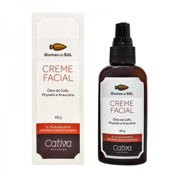 CREME FACIAL BIOMAS DO SUL